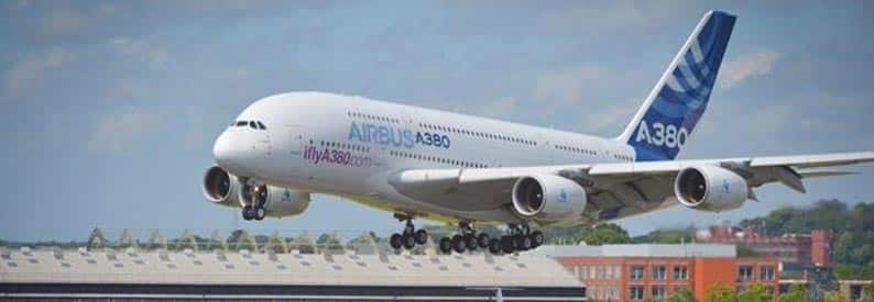 Airbus Cracks On Production Rate A380