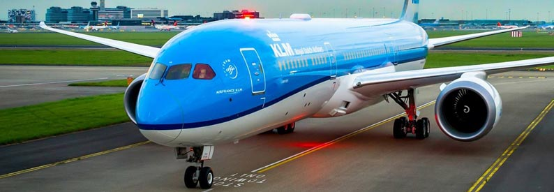KLM Adds 8th Dreamliner To Its Fleet