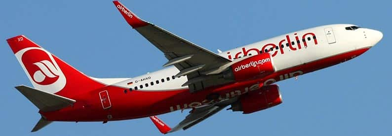 Air Berlin Working On Restructuring