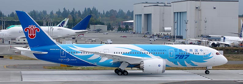 China Southern Airlines Buys 12 Dreamliners