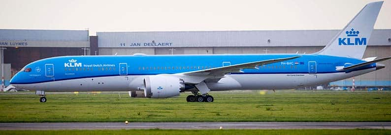 KLM Royal Dutch Airlines Suspends Operations To Doha